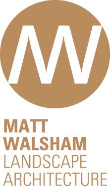 Matt Walsham Landscape Architecture logo